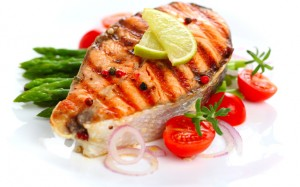 RIba - zdrava hrana